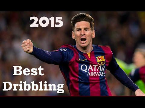 Lionel Messi - Best Ever Dribbling 2015 HD
