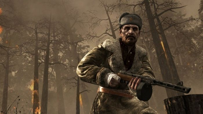 1. Виктор Резнов (Call of Duty: World at War) видеоигра, русские