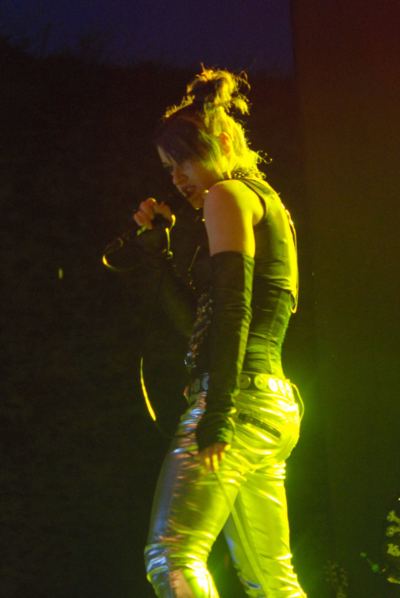Lucia Cifarelli красотки, рок
