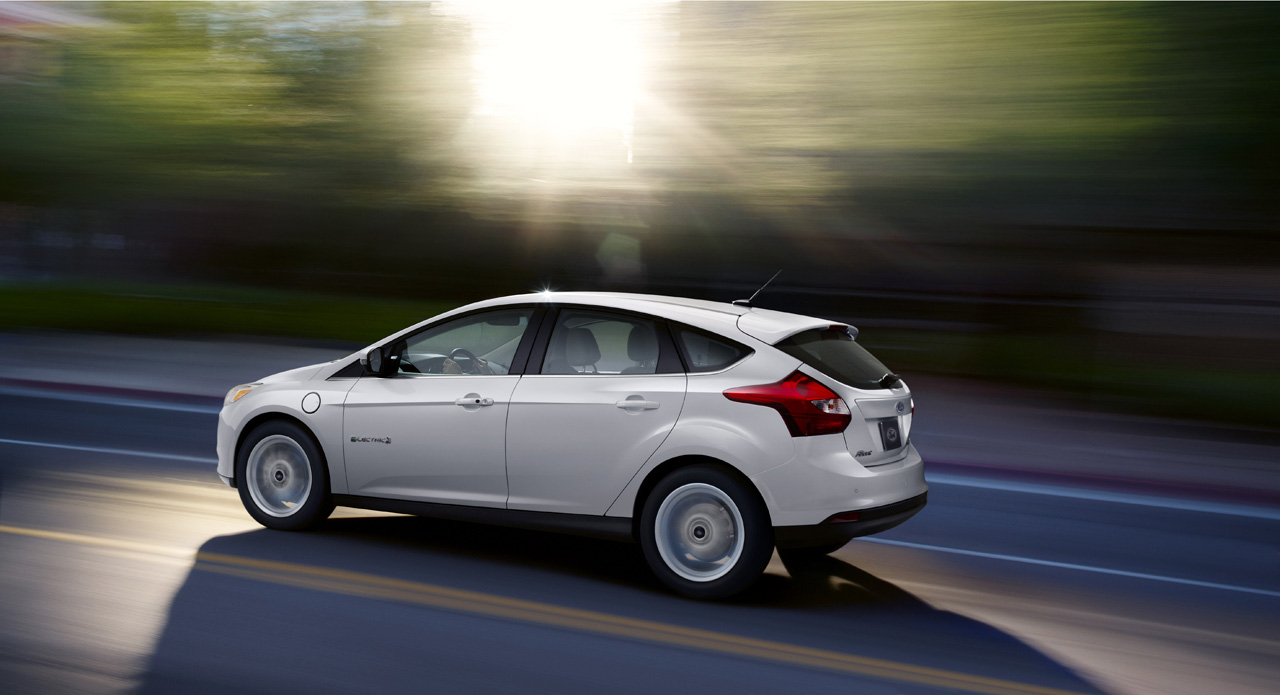 Ford Focus Electric ($29 170) электрокар, электромобили, электромобиль