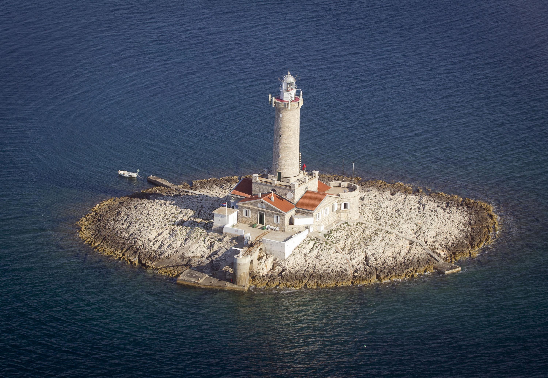 картинки маяк на острове нашей большой