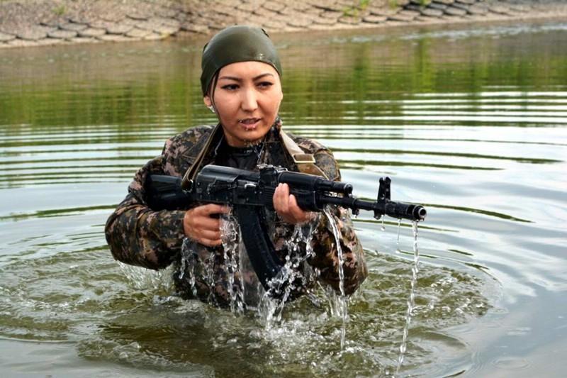 Фото американских военых девушек