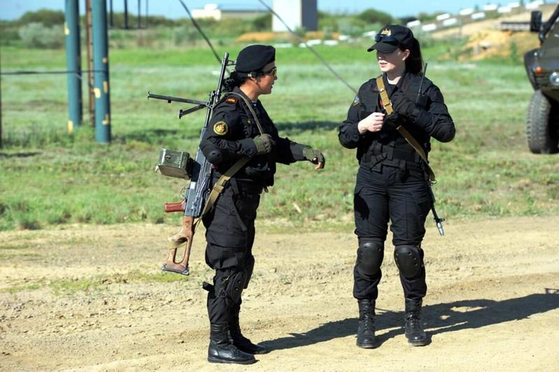 Секс девушек из полиций казахстана