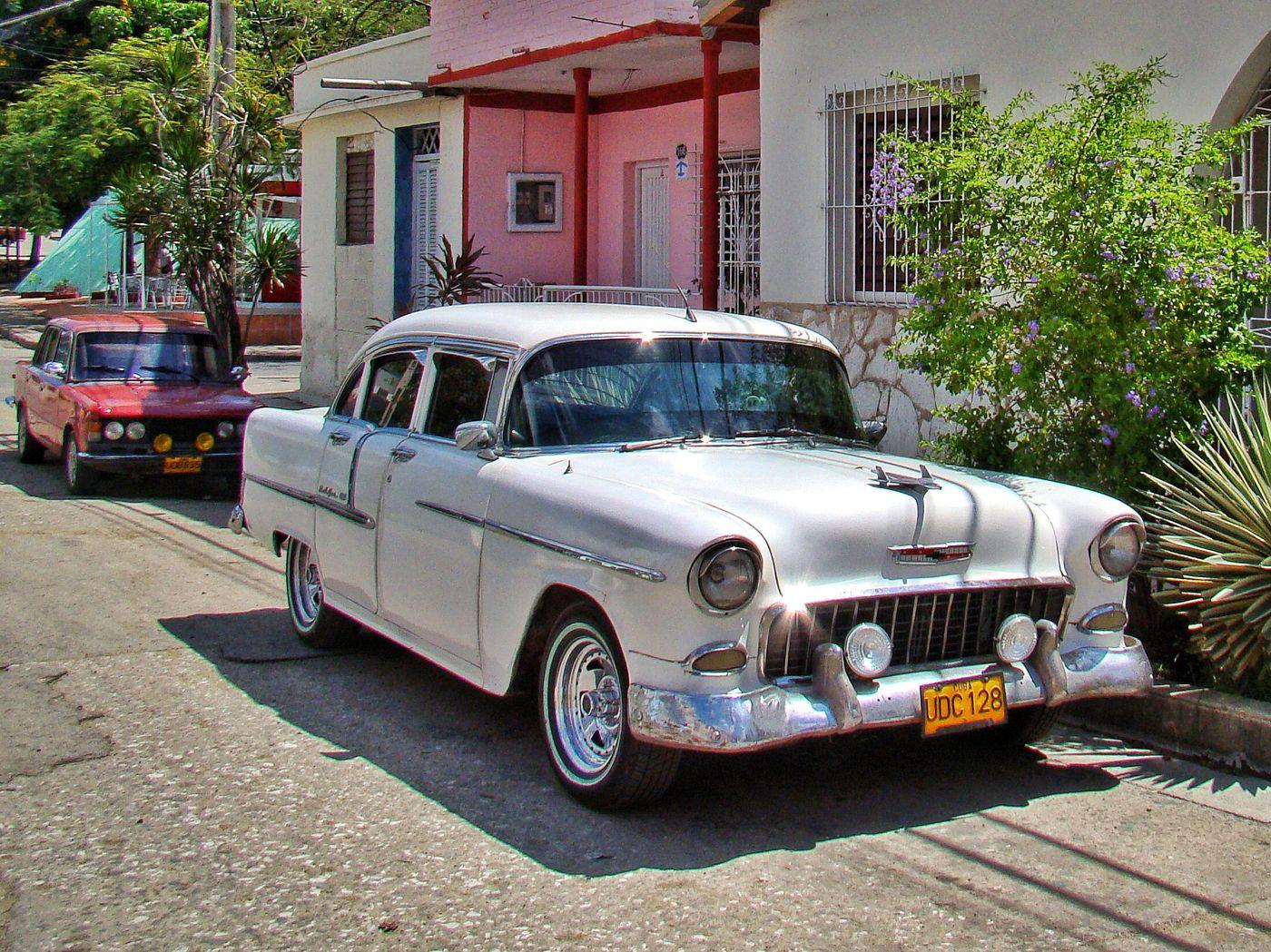 вам есть кубинские автомобили фото густейшей