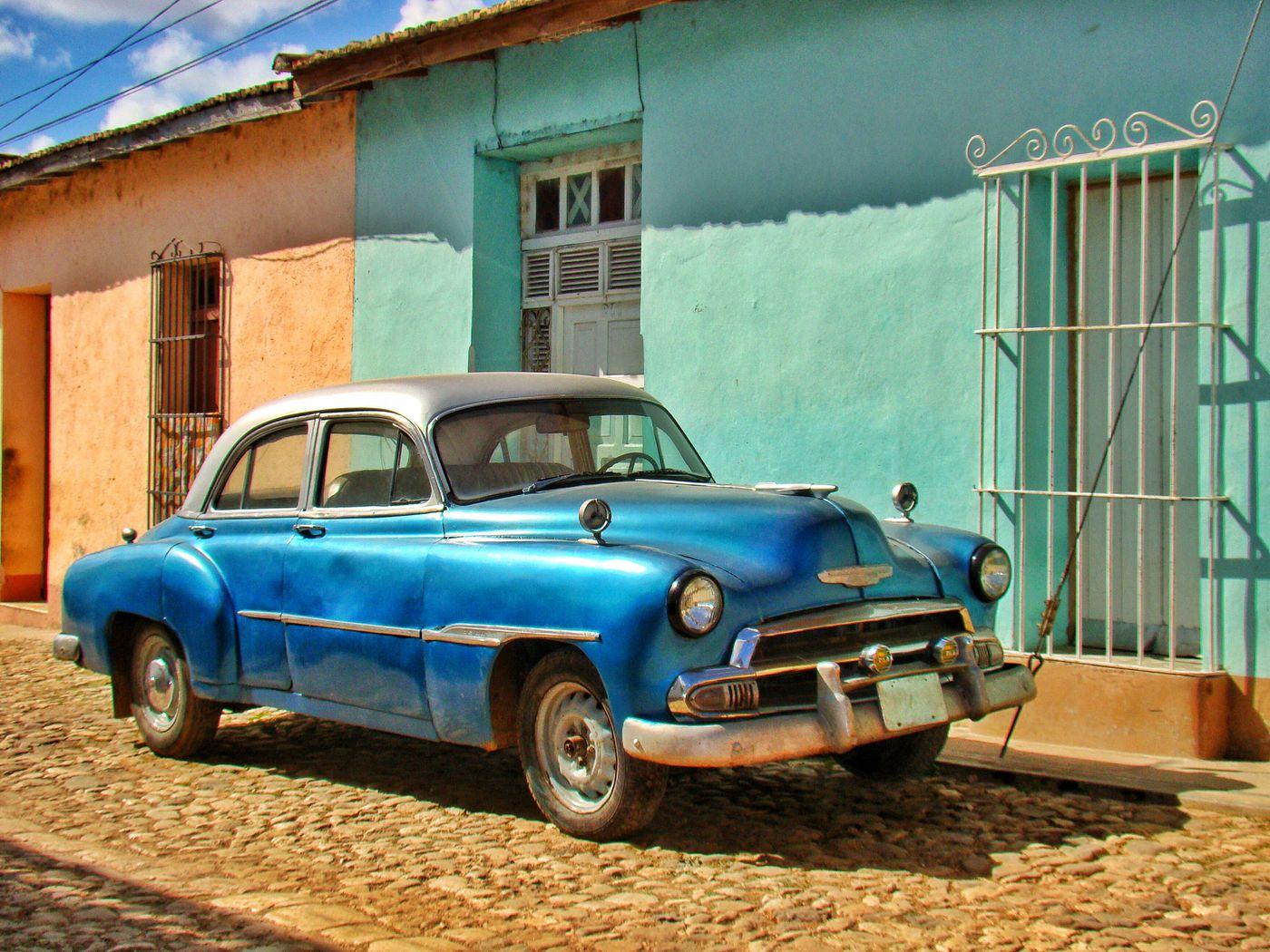 честно говоря, кубинские автомобили фото картинкой