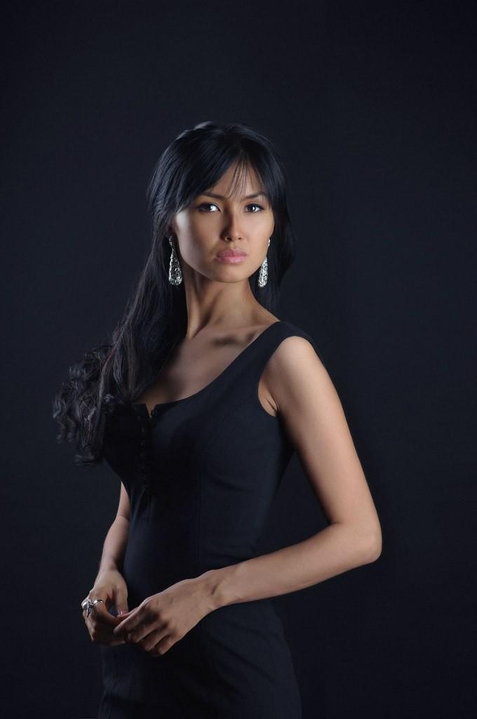 Самая сексуальная красавица казахстана