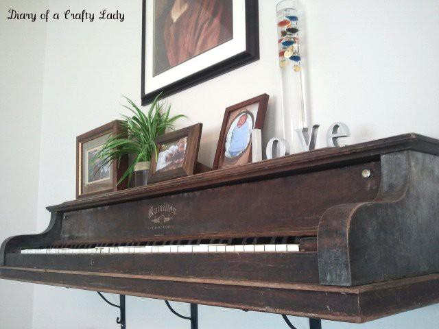Как сделать пианино для детского сада 66