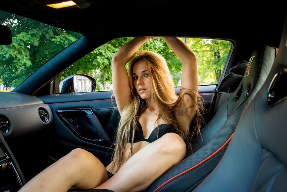 Секс на машине по россии конечно