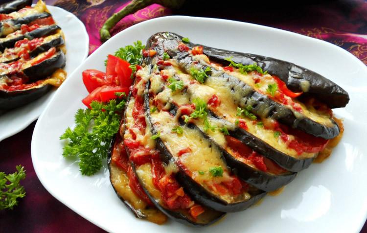 Блюда из баклажанов рецепты в духовке