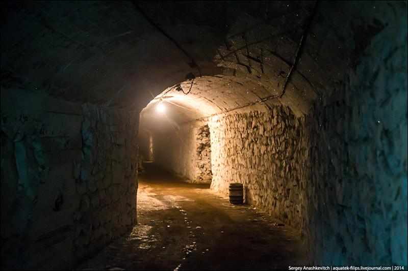 Мегасооружения СССР. Гигантский подземный холодильник СССР, еда, мегахолодильник
