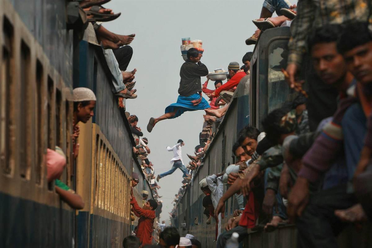 45 фотографий, поражающие тем, насколько вовремя они сделаны кадр, мгновенье, фото