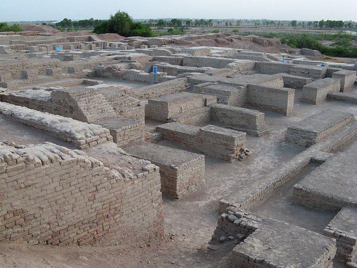 3. Мохенджо-Даро археолог, находки