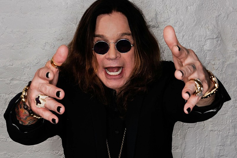 Ozzy Osbourne «Crazy Train» блюграсс, ждаз, музыка, рок