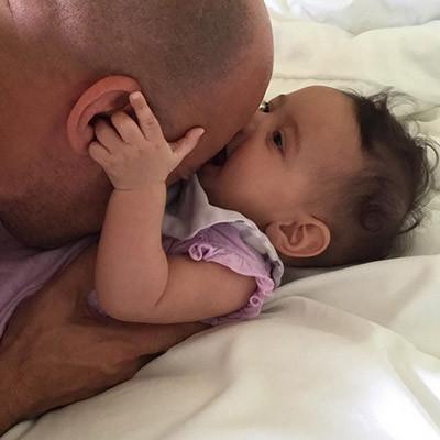 Папина дочка: Вин Дизель поделился трогательным снимком Полин вин дизель, факты