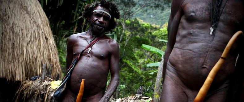 Занятия сексом в племенах