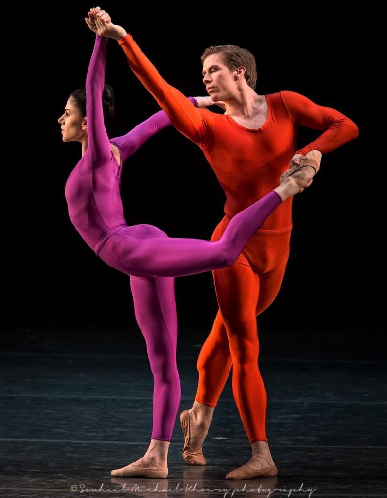 балерина, балет, девушка