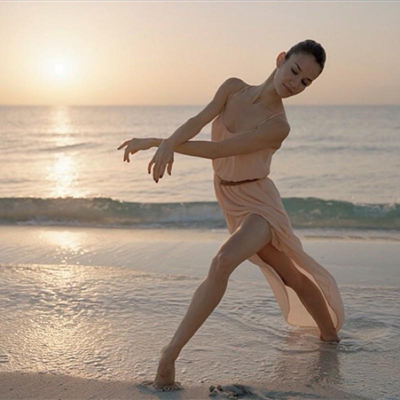 8. Helen Ruiz балерина, балет, девушка
