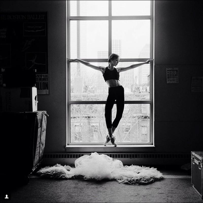 11. Kelsey Ivana Hellebuyck балерина, балет, девушка