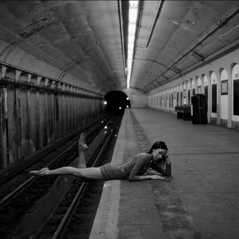 3. Alexandra Jacob балерина, балет, девушка
