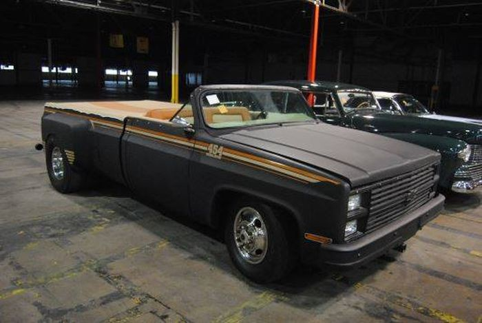 1975 Chevrolet C10 Scottsdale Cutdown Pickup V8 без верха $2,300 авто, автомобили, аукцион, цена