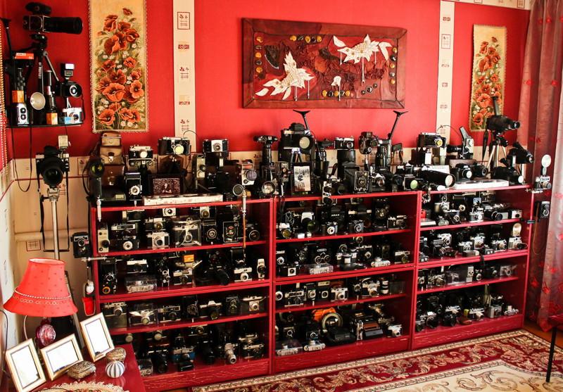 совсем скоро коллекционеры россии фотоаппаратов яблоко являются прекрасной