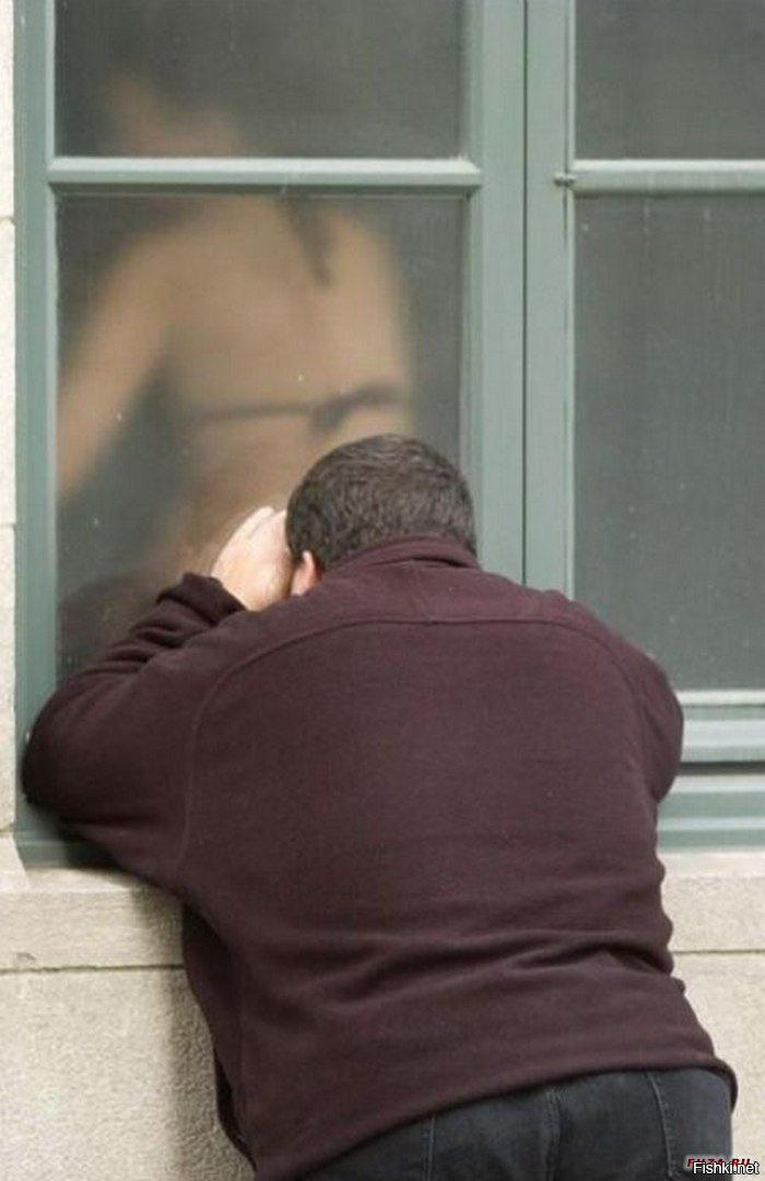 жена решила парни подглядели в окно ее, конечно, никогда