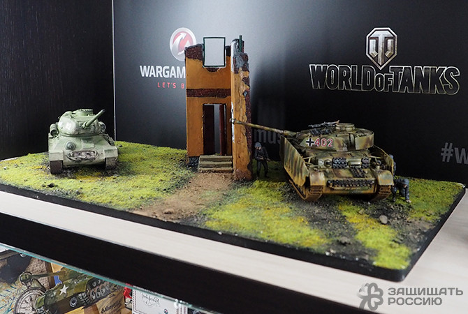 Что дарят фанаты World of Tanks создателям игры World of Tanks, гейминг, игры, музей, танки