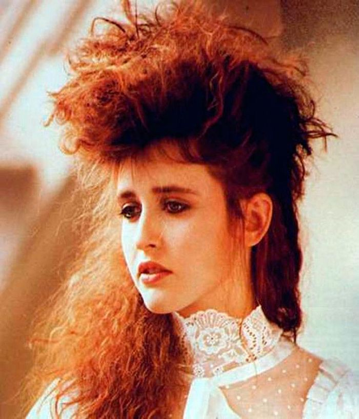 80s hairstyles for girls - 685×800