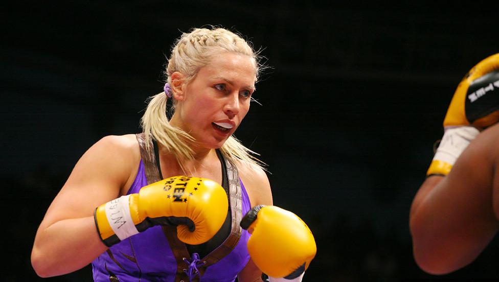 2. Женщина-боксер женщины, красавицы, равноправие