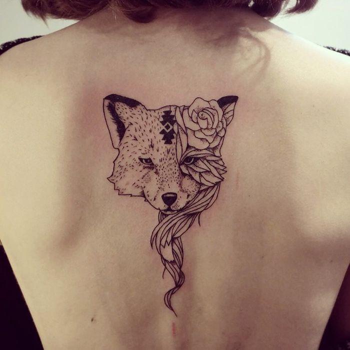 Красивые татуировки дикой природы от художника Шайенна природа, тату, татуировки