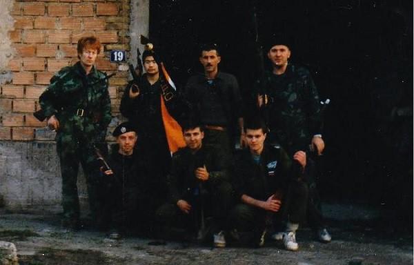 Русские добровольцы на Балканах анти, война, политика