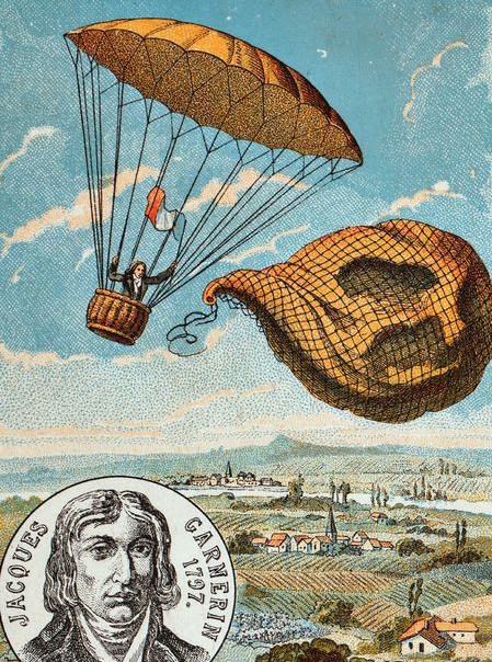 Выжить в авиакатастрофе история, парашут, факты