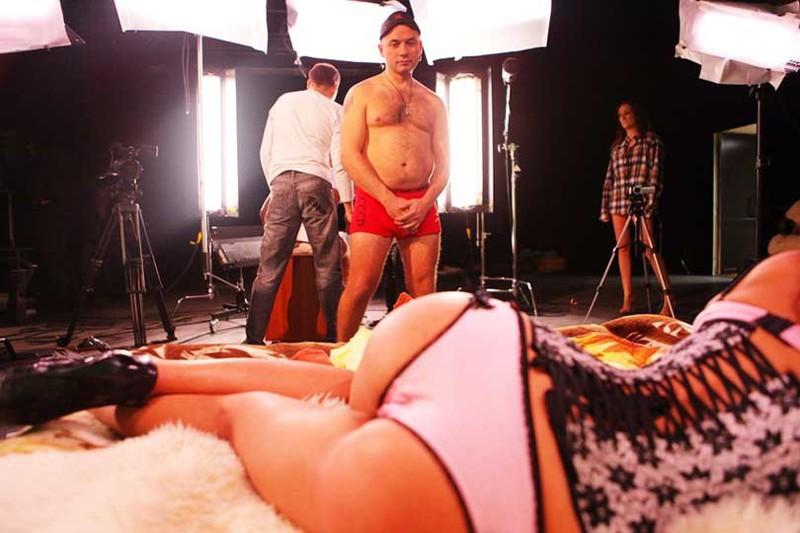 Типа съемки порно