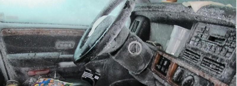 6. Питер Скиллберг два месяца прожил в машине под снегом выживание, история, человек