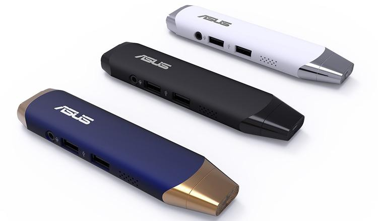 Компьютер-брелок ASUS VivoStick с чипом Intel и ОС Windows 10 ASUS., hi-tech