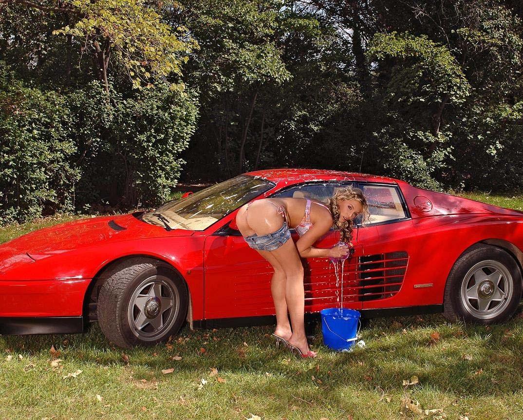 Девушки и автомобиль порно приколы