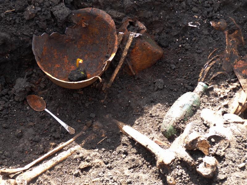 Черные копатели в краснодарском крае находки вов.