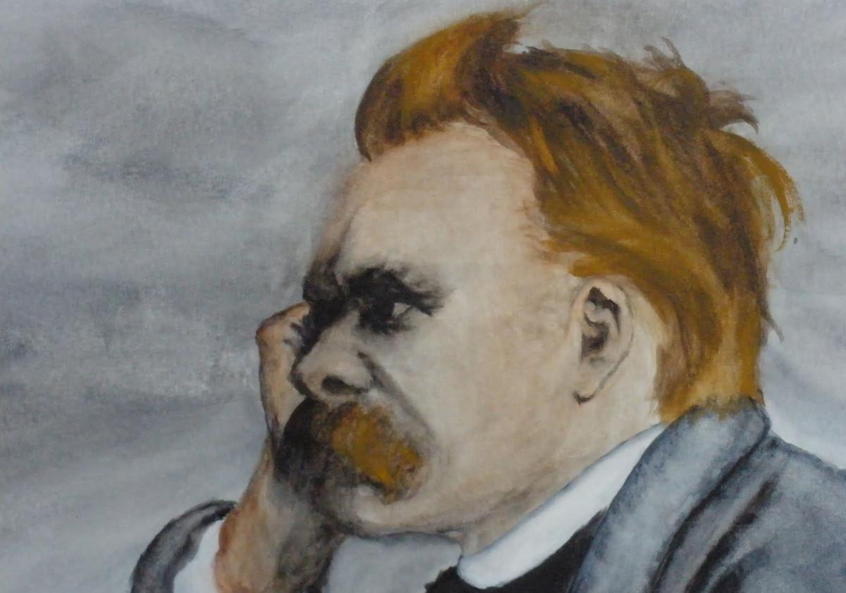 Фридрих Вильгельм Ницше Безумцы, гении