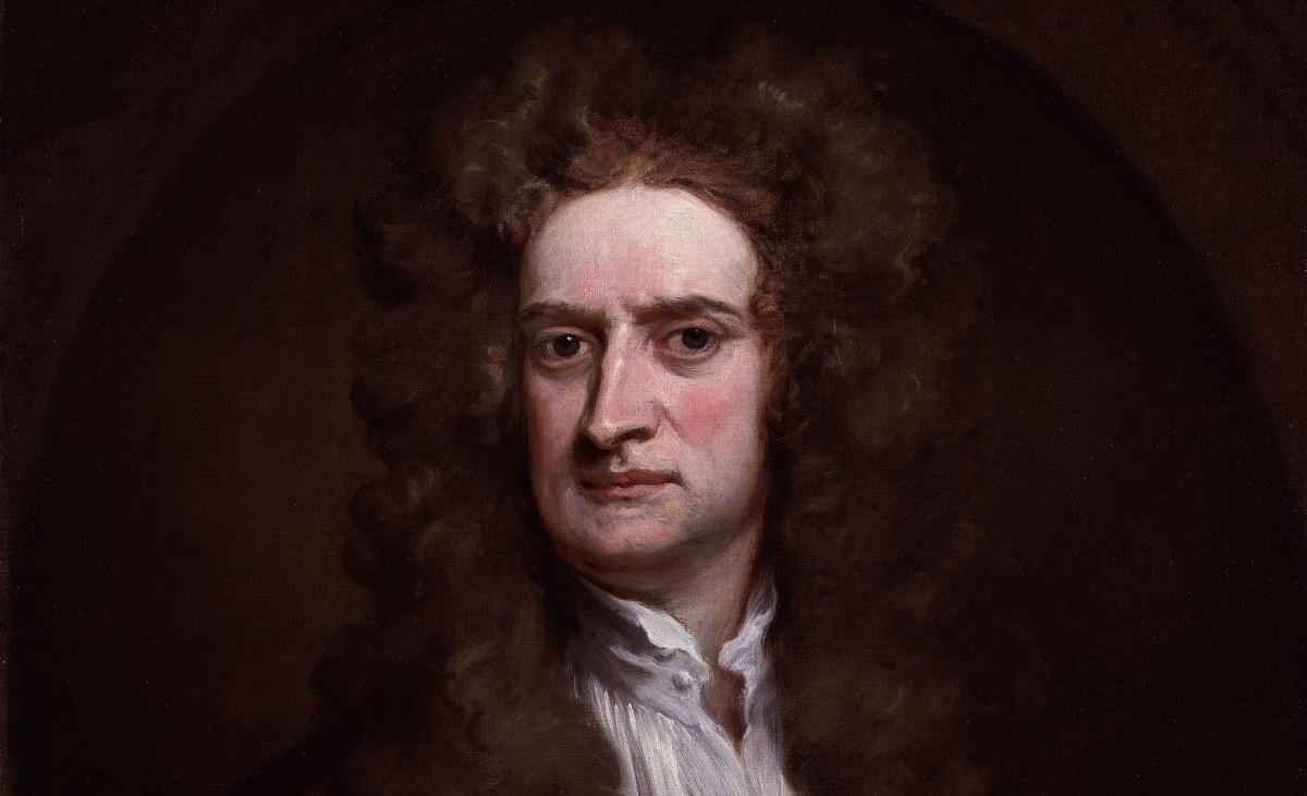 Исаак Ньютон Безумцы, гении