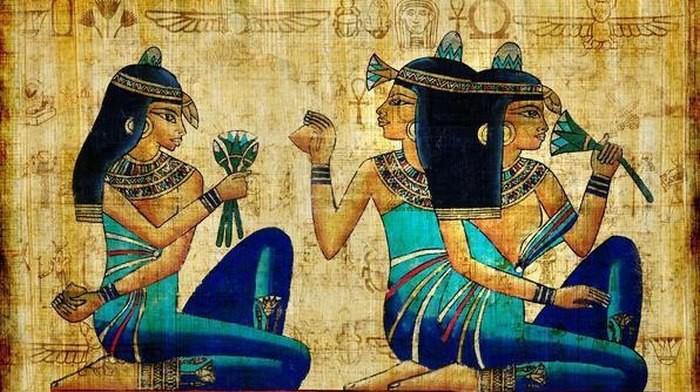 Занимательные факты о древнем Египте  древний, египет