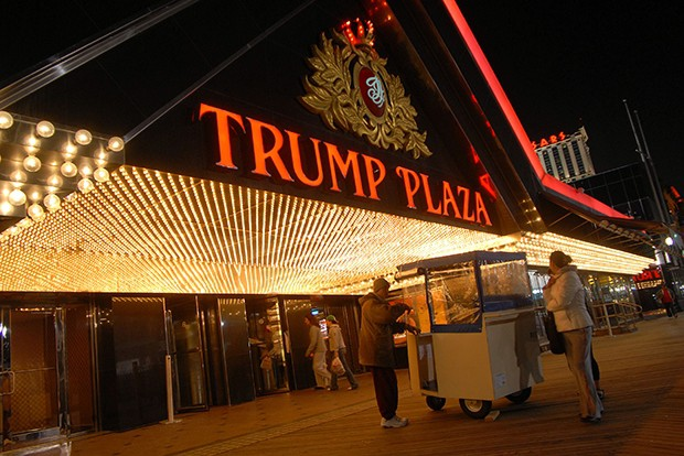 Компания Trump Entertainment Resorts Inc бизнес, любопытное