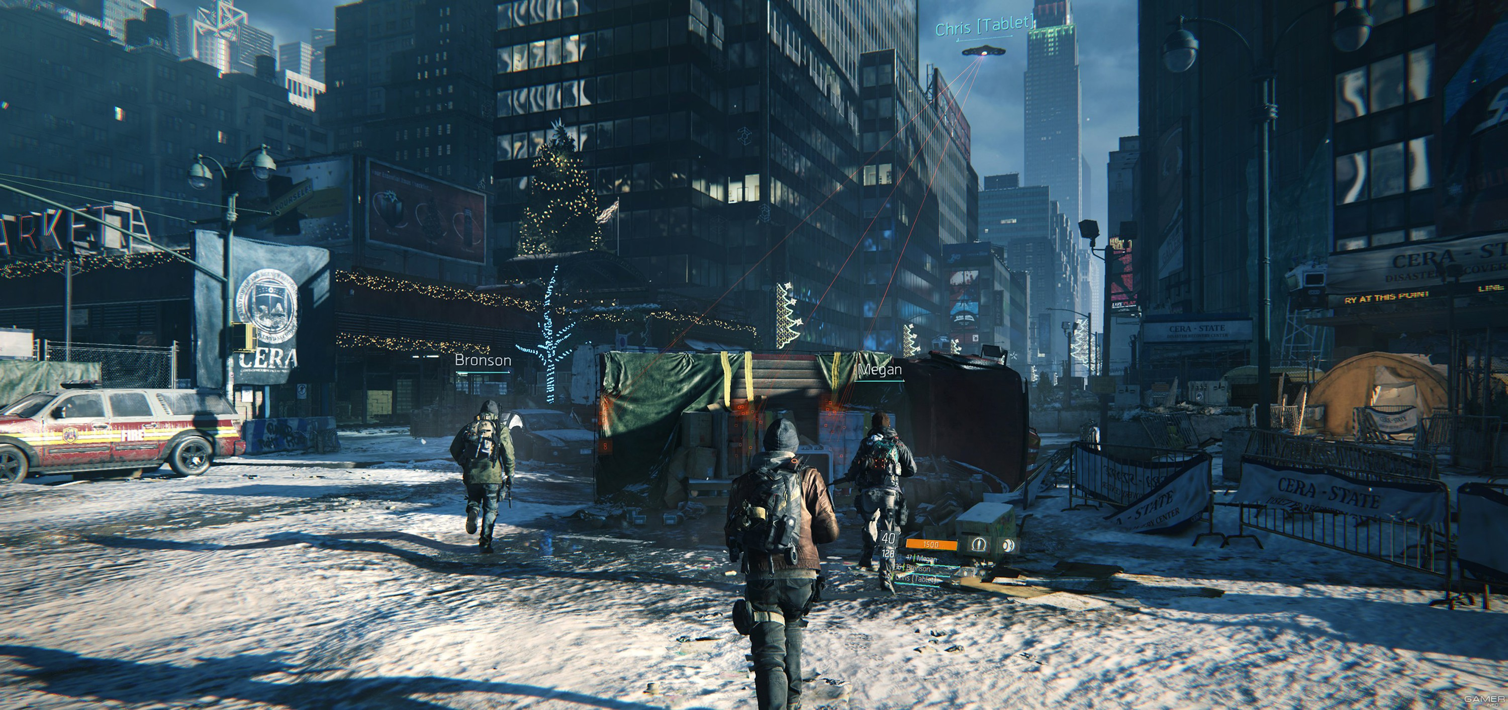 Tom Clancy's The Division (08.03.2016) выход, игры, проекты