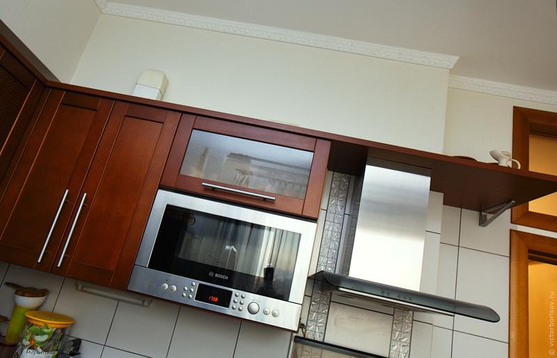 Секси соседку на кухне