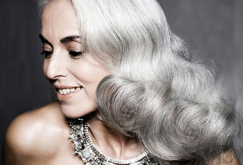 59-летняя бабуля – сногсшибательная модель, которой завидуют даже молодые бабушка, модель, фигура