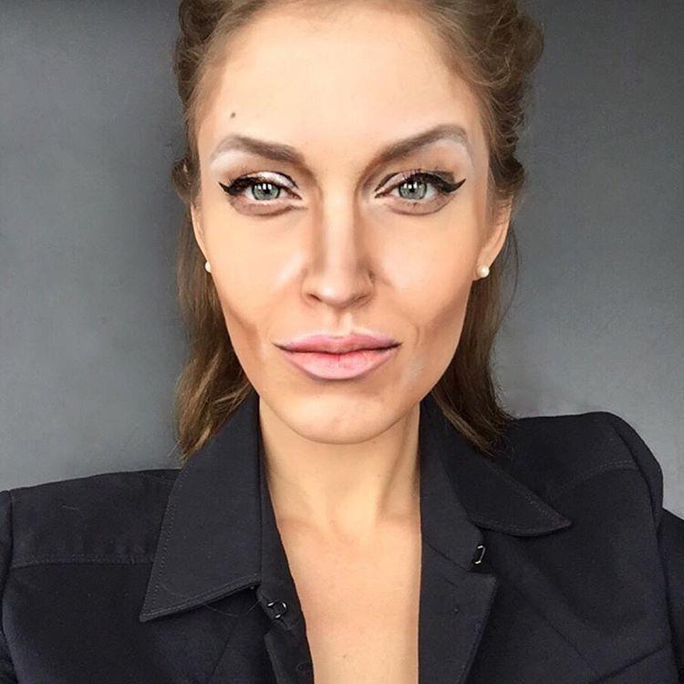 Анджелина Джоли Ребекка Свифт, война, девушка, макияж