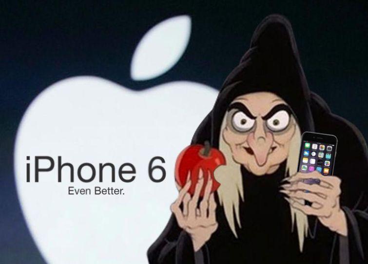 Купи яблочко злодеи, реклама