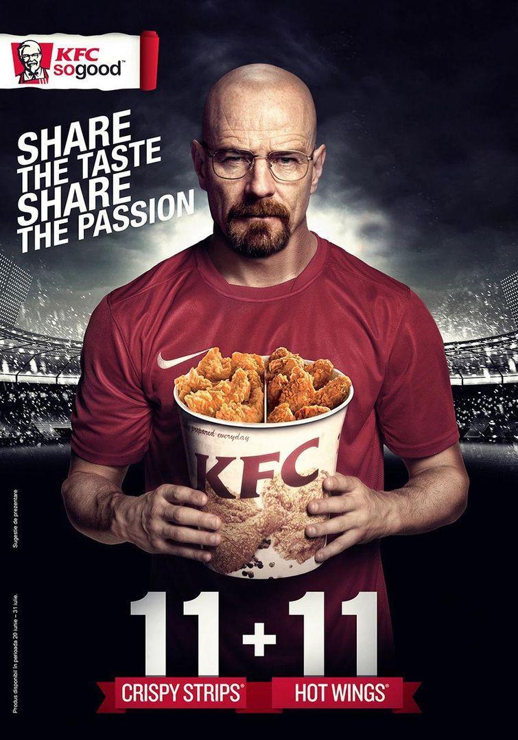 """Давайте жарить курицу"" злодеи, реклама"