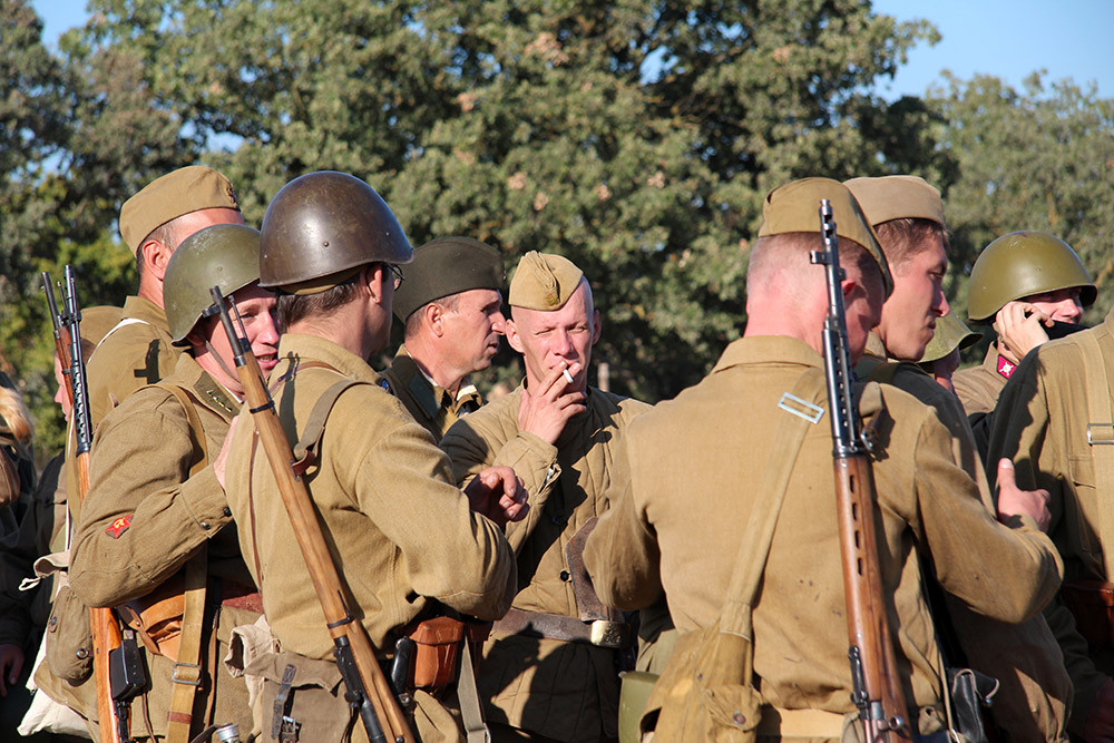 Военно исторический фестиваль