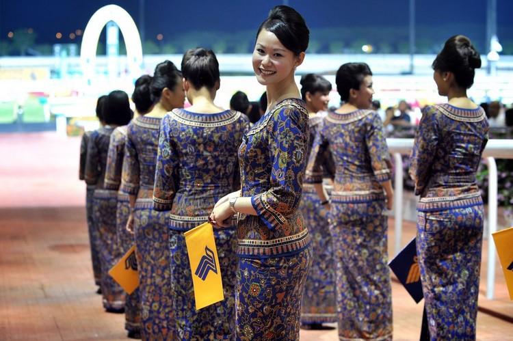 2. Авиакомпания Singapore Airlines авиакомпании, самолеты, ссср