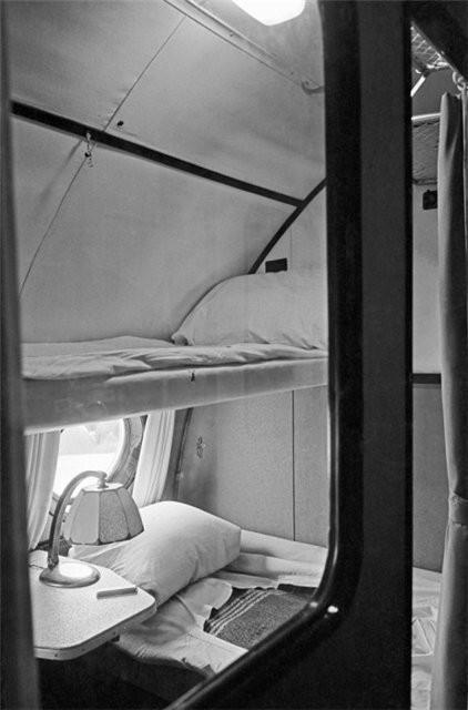 Немножко истории. Так выглядел советский первый класс. авиакомпании, самолеты, ссср